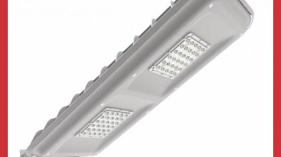 Lampu Jalan PJU Solarcell 2 in 1