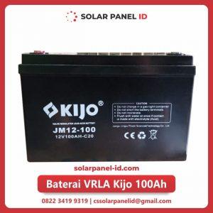 Baterai VRLA Kijo