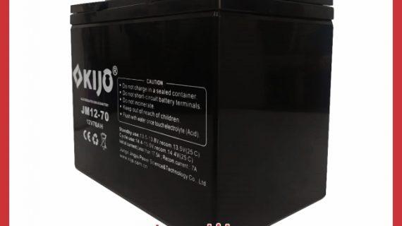 Baterai VRLA Solana 12v 70Ah