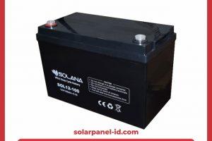 Baterai VRLA Solana 12v 100Ah