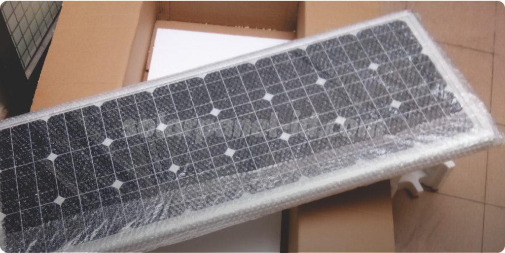 jual lampu jalan solarcell all in one 60 watt