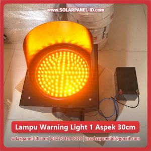 jual lampu warning light surabaya 1 aspek 30cm