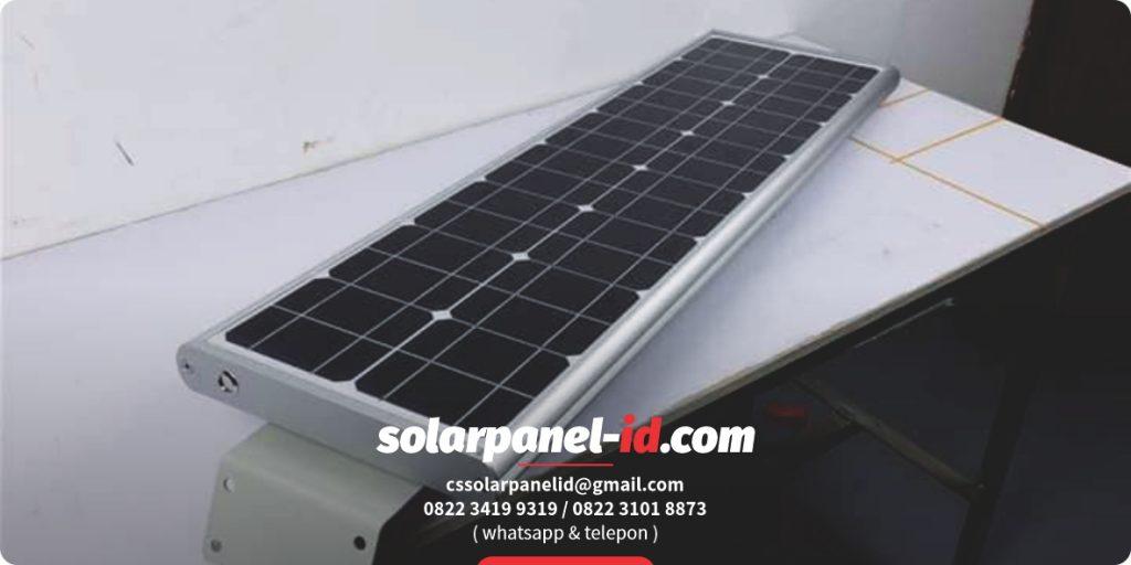 jual pju solarcell all in one 60 watt murah