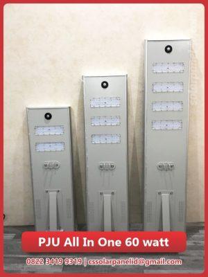 jual pju solarcell all in one 60 watt murah surabaya