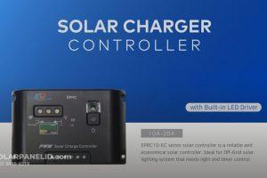 Jual Solar Charge Controller PWM Terbaru 2021