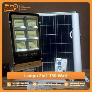 jual lampu pju 2in1 150 watt