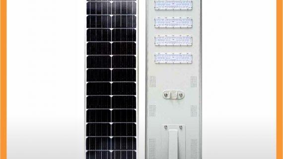 Lampu PJU All In One Philips 100 watt