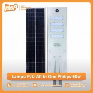 jual lampu pju all in one philips 60watt