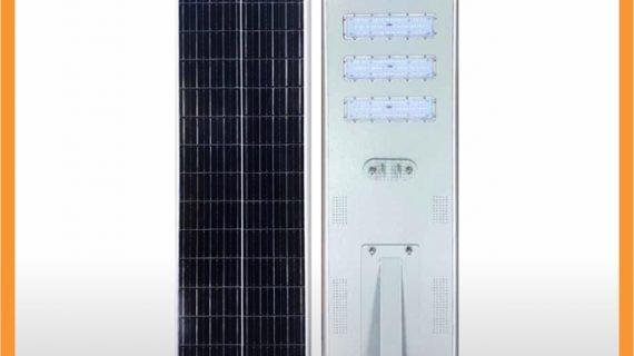 Lampu PJU All In One Philips 60 watt