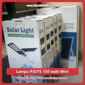 jual lampu pjuts 2 in 1 150 watt mini surabaya