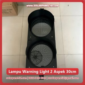 jual lampu warning light surabaya 2 aspek 30cm