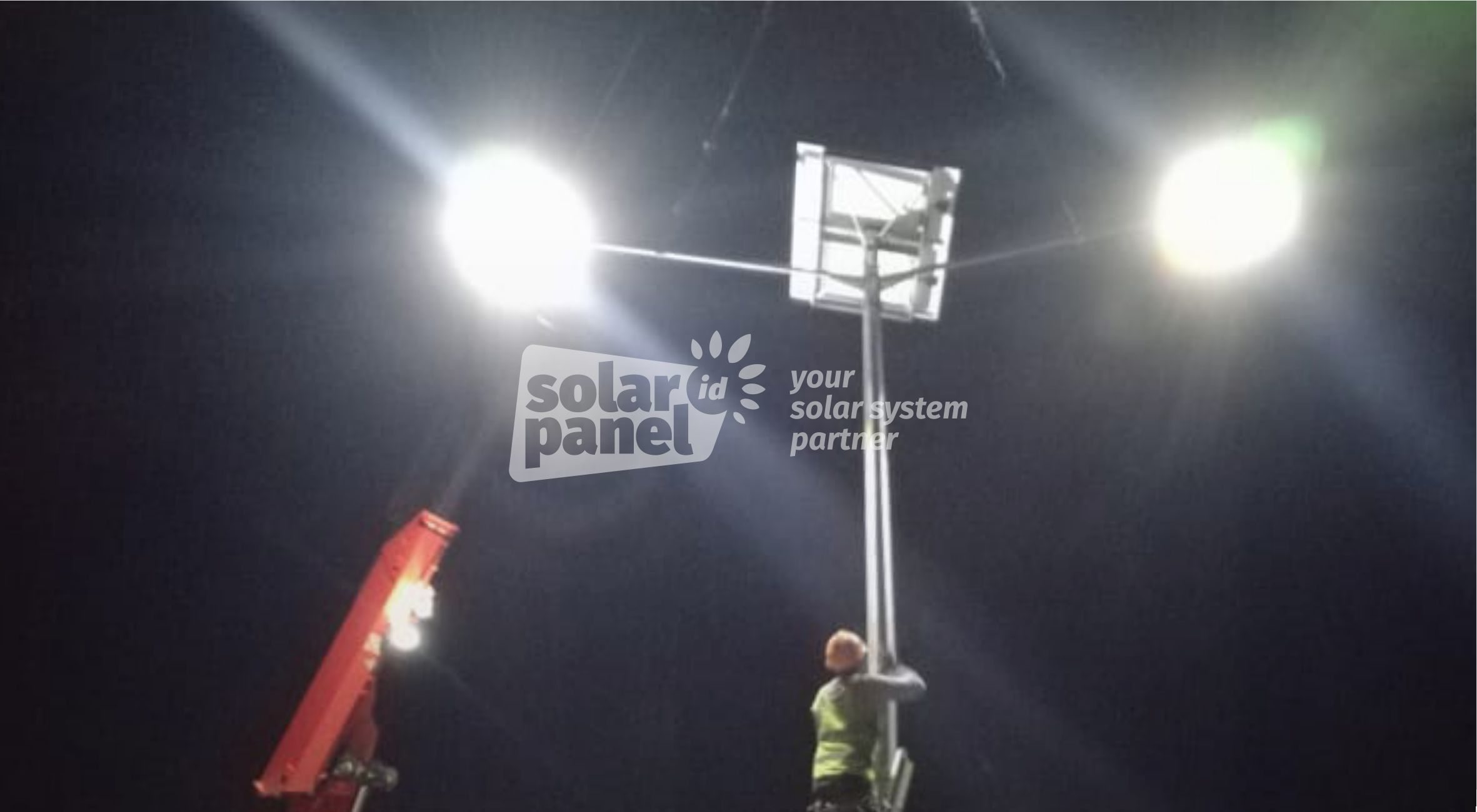 jual pju tenaga surya 2in1 40 watt murah