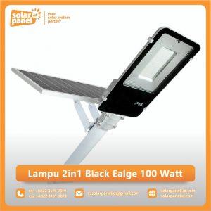 jual lampu 2in1 black eagle 100 watt bergaransi