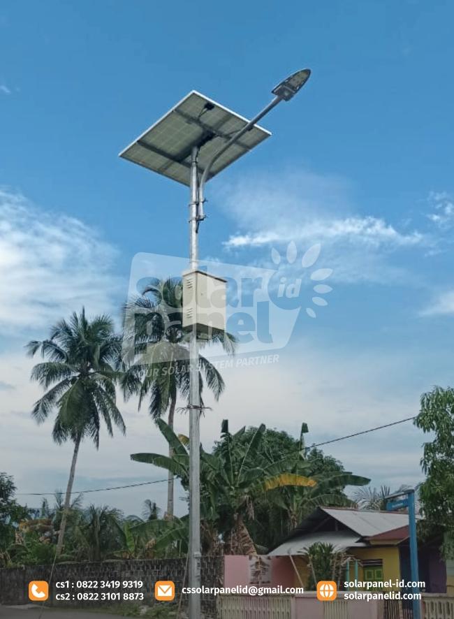 jual lampu pju tenaga surya 2in1 osram 60 watt