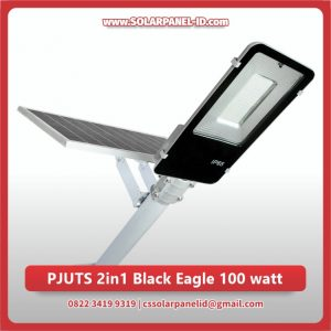 jual lampu pjuts 2in1 100 watt murah