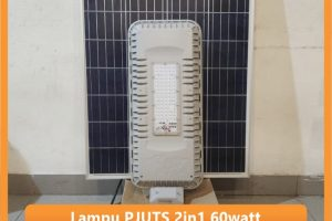 Lampu PJU 2in1 60 Watt Bluefire