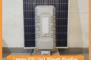 Lampu PJU 2in1 80 Watt Bluefire