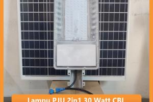 Lampu PJU 2in1 30 Watt Crossbow Light