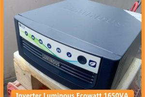 Inverter Luminous Ecowatt 24v 1650VA Square Wave UPS