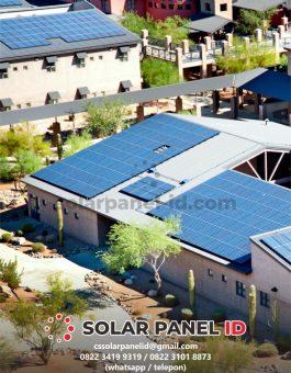 paket solar home system rumahan 1300watt