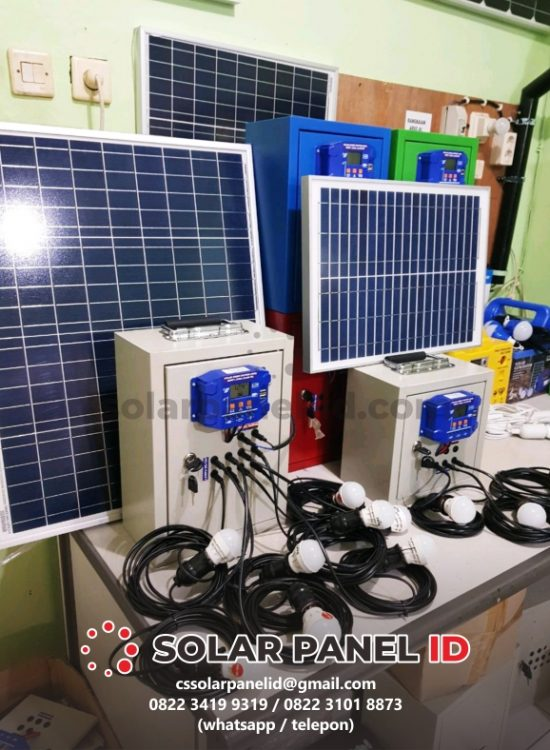 daftar harga panel surya