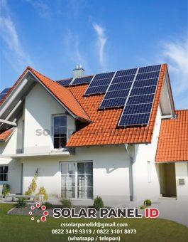 harga solar cell untuk rumah tangga