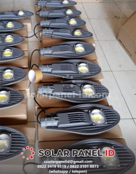 jual lampu pju solarcell 30watt 12v murah