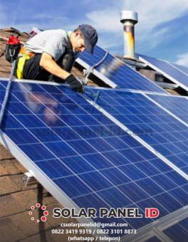 paket panel surya rumahan
